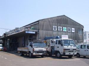 タカシ巧芸社工場